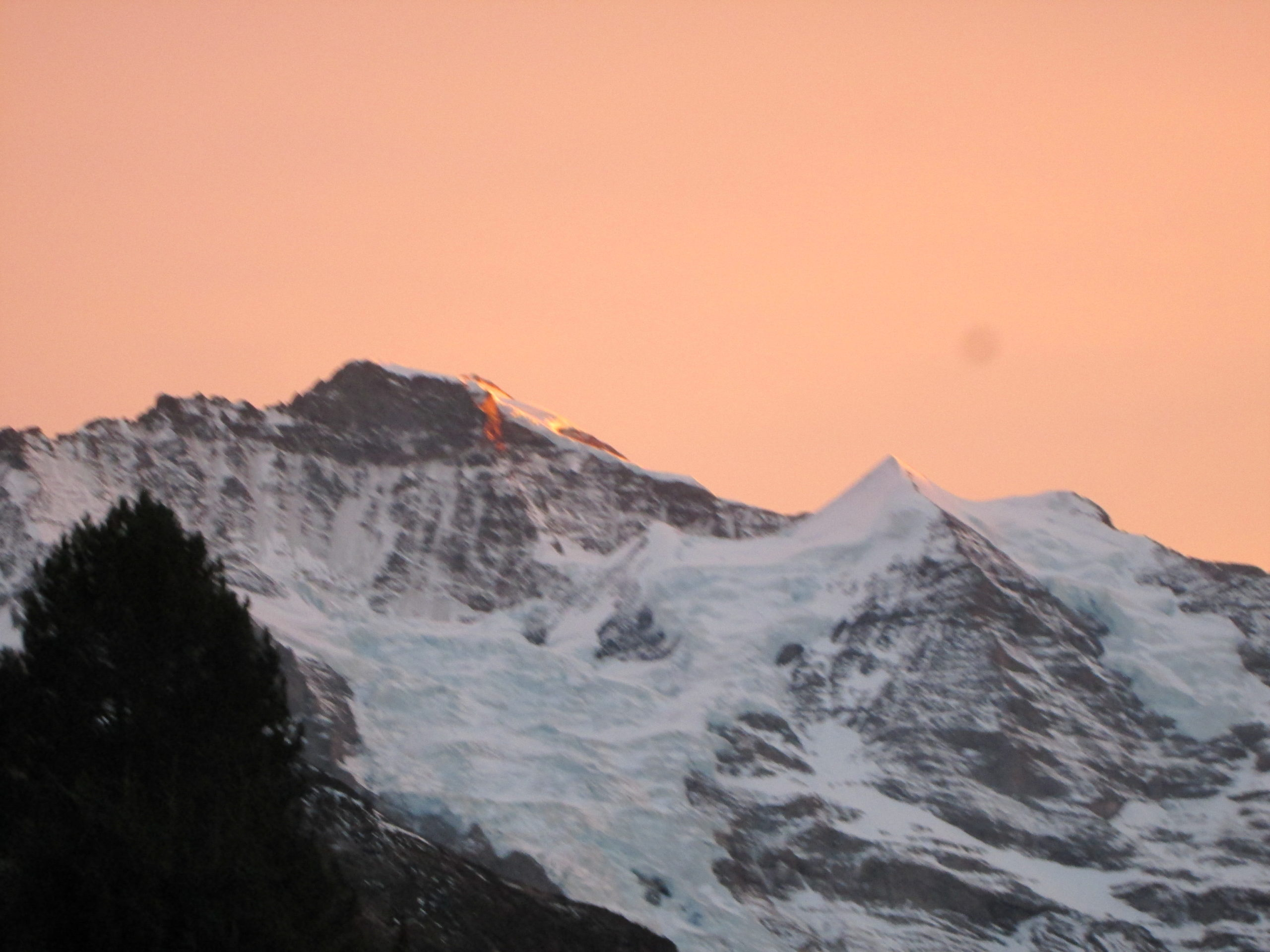 A Wengen blog about Skiing, Opening and Vista Viewing