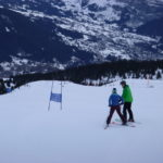 Big Weather, Big Race, Big Prizes and still great skiing in a fully accessible Wengen 6