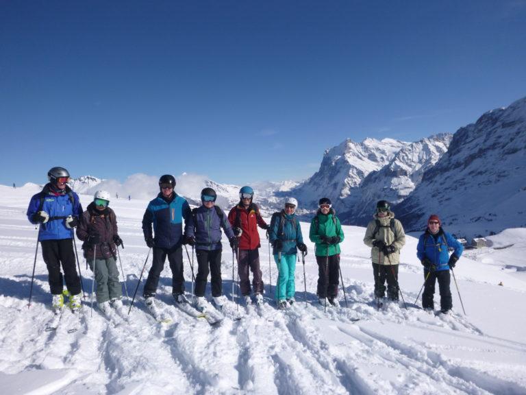Wengen Skiing 8 picture