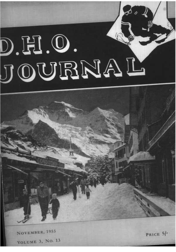 Journal Cover 1955