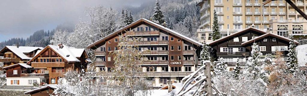 Caprice Hotel Wengen