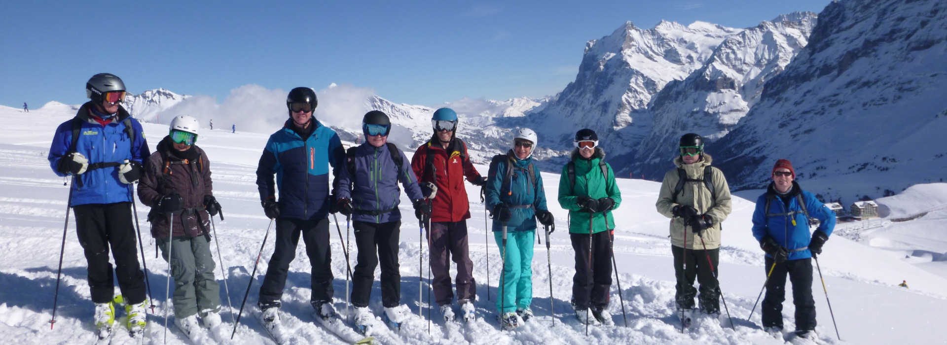 Downhill Only Ski Club - Groups picture
